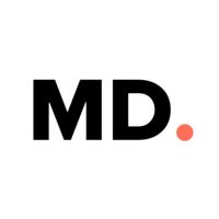 Логотип компании «MD Consult»