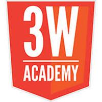 Логотип компании «3W Academy»