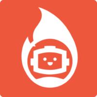 Логотип компании «HotBot»