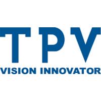 Логотип компании «TPV CIS»