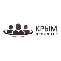 Логотип компании «Крым Персонал»
