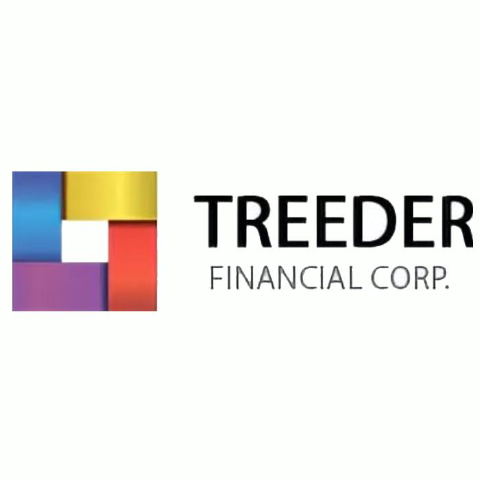 Логотип компании «TREEDER»