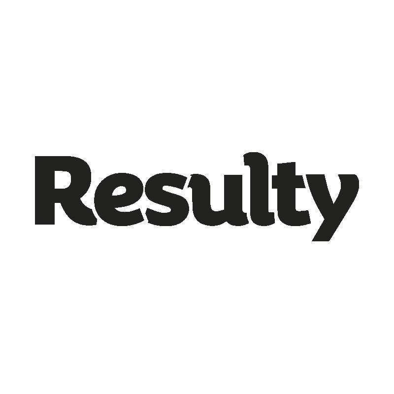 Логотип компании «Resulty»