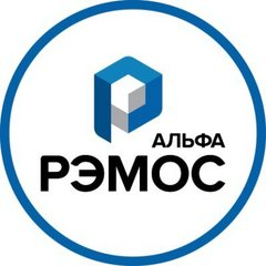 Логотип компании «Рэмос-Альфа»