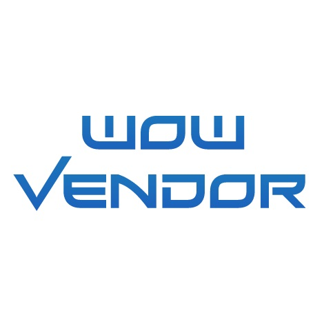 Логотип компании «WowVendor»