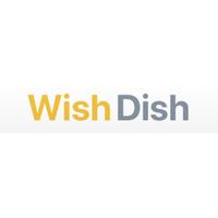 Логотип компании «WishDish»