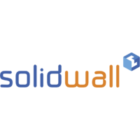Логотип компании «SolidSoft»