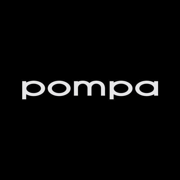 Логотип компании «POMPA»