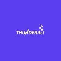 Логотип компании «ThunderAct»