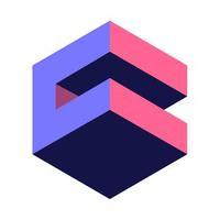 Логотип компании «Cube.js»