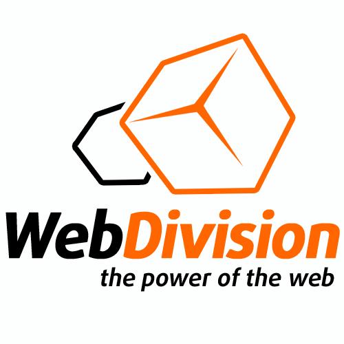 Логотип компании «WebDivision»