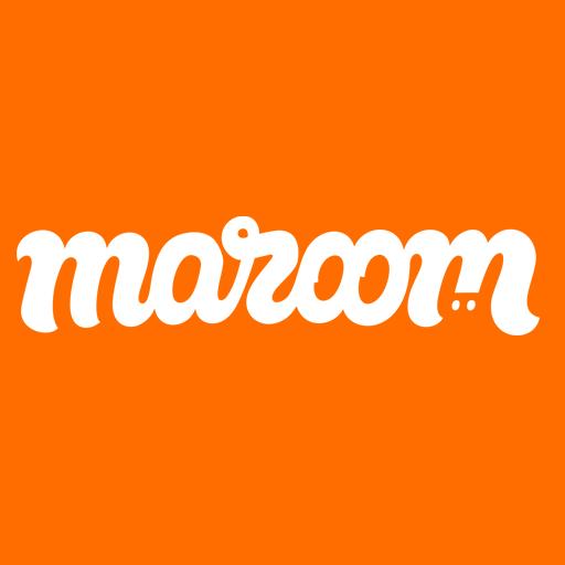 Логотип компании «Maroom»