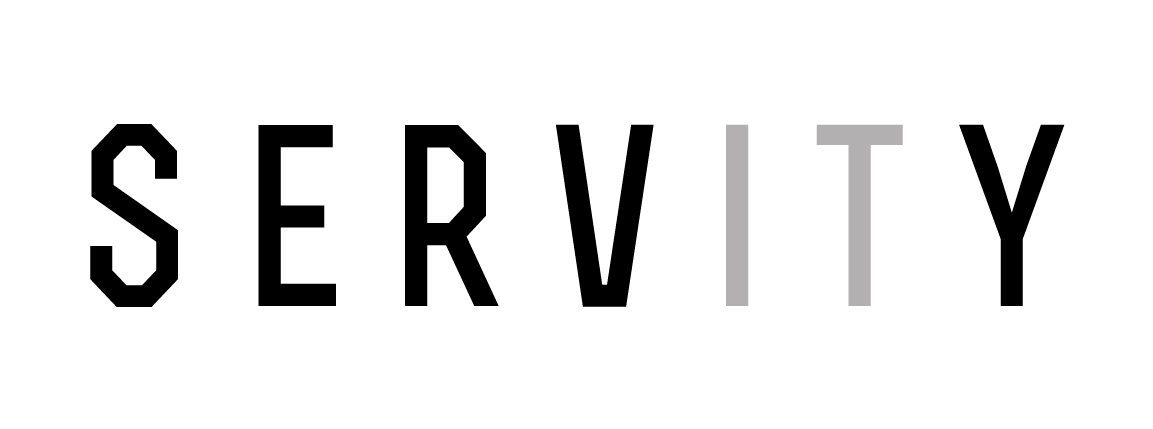 Логотип компании «Servity»
