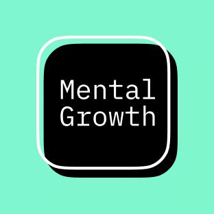 Логотип компании «MentalGrowth»