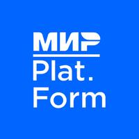 Логотип компании «Мир Plat.Form (НСПК)»