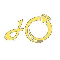 Логотип компании «Ювелирный Клуб»