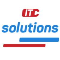 Логотип компании «ITC Solutions»