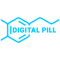 Логотип компании «Digital Pill»