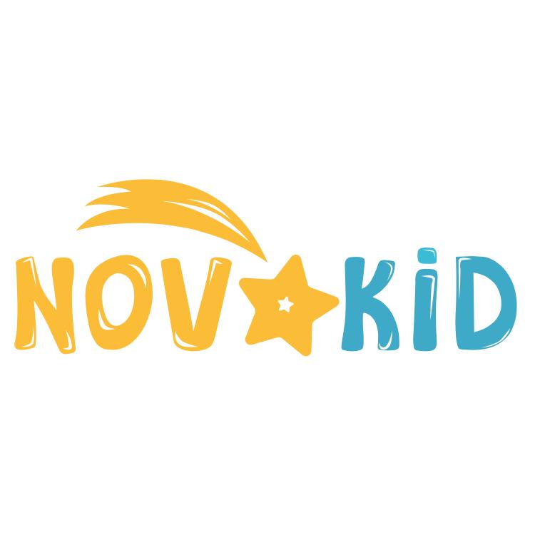 Логотип компании «Novakid»