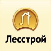 Логотип компании «Лесстрой»