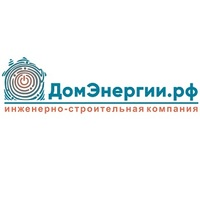 Логотип компании «Дом Энергии»