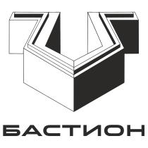 Логотип компании «Бастион»