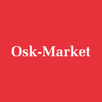 Логотип компании «Osk-Market»