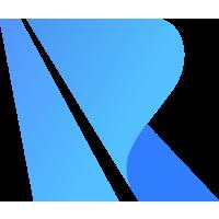 Логотип компании «RentRide»