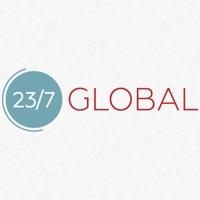 Логотип компании «23/7 Global»