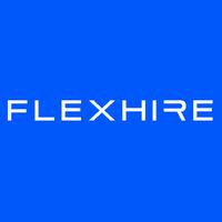 Логотип компании «Flexhire»