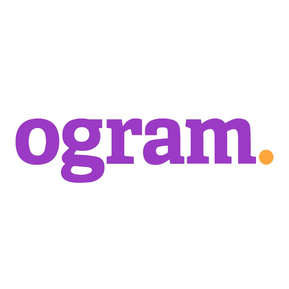 Логотип компании «Ogram»