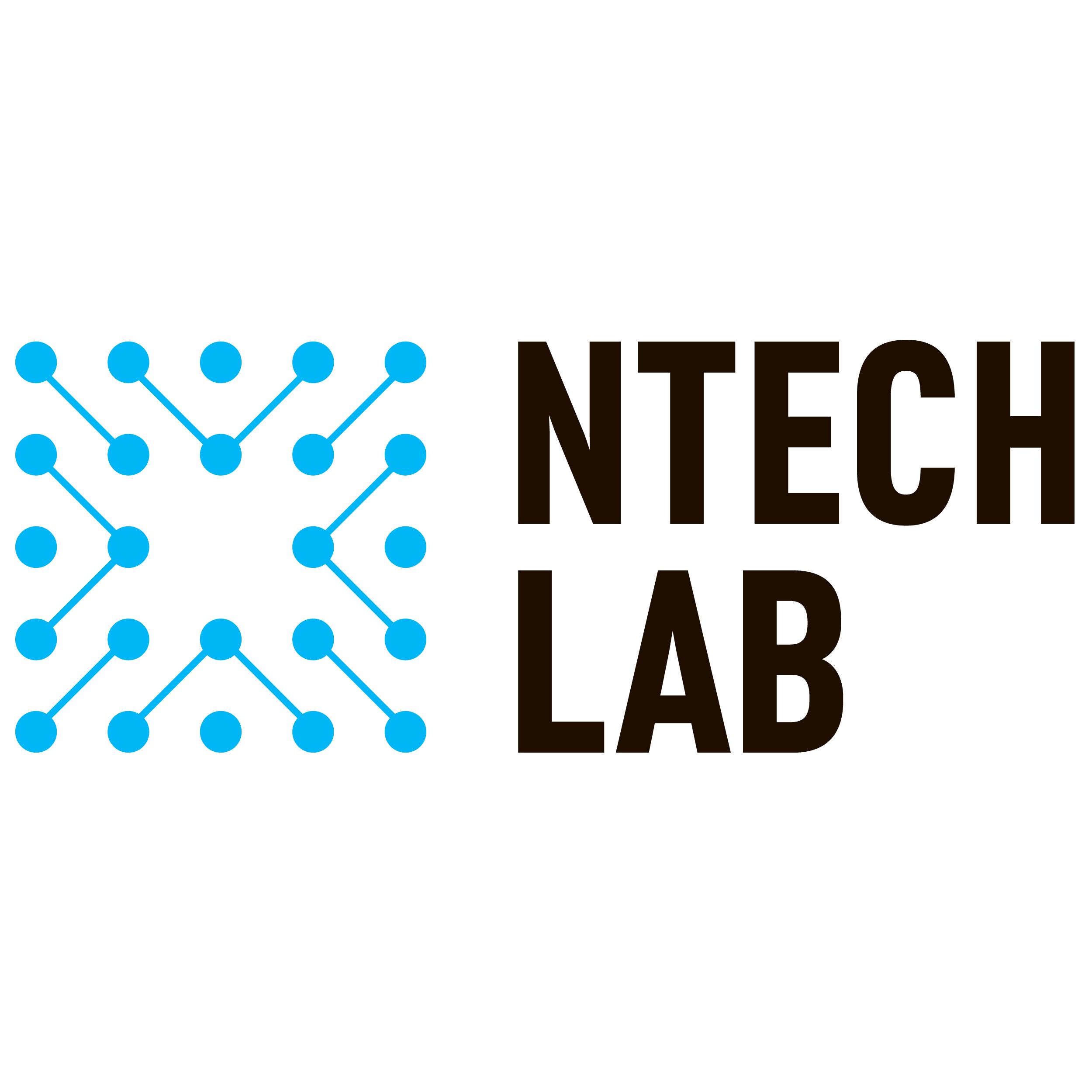 Логотип компании «NtechLab»