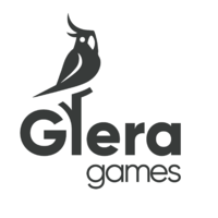 Логотип компании «Glera Games»