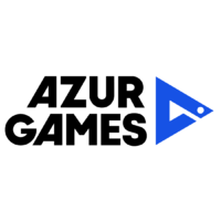 Логотип компании «Azur Games»
