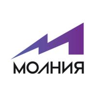 Логотип компании «Molnia.com»