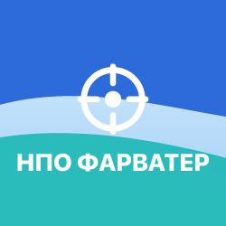 Логотип компании «НПО «Фарватер»»