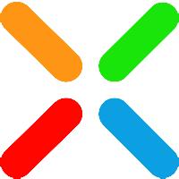 Логотип компании «EonX»