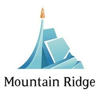 Логотип компании «Mountain Ridge»