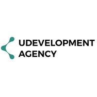 Логотип компании «Udevelopment»