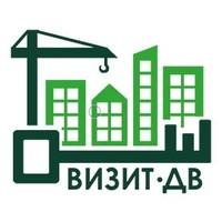 Логотип компании «Визит ДВ»