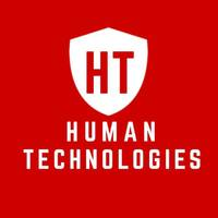 Логотип компании «HUMAN Technologies Ukraine»