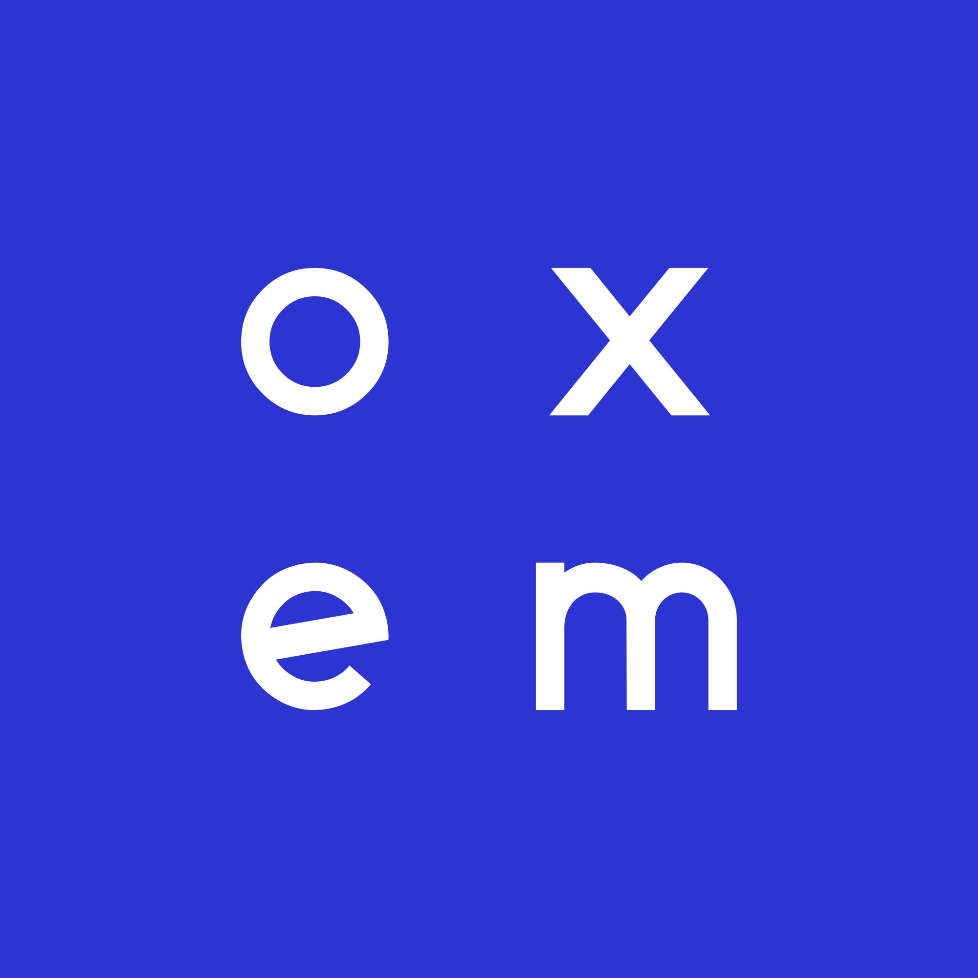 Логотип компании «Oxem Studio»