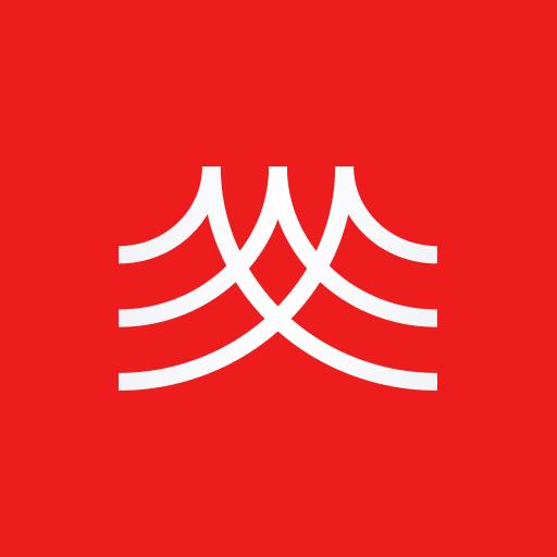 Логотип компании «MEIJI MEDIA»