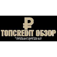 Логотип компании «ТопКредитОбзор»