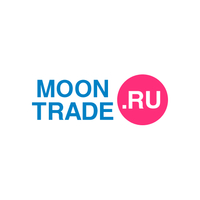 Логотип компании «MOON-TRADE»