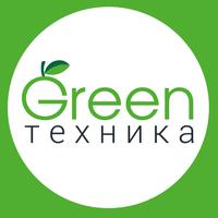 Логотип компании «Green Техника»