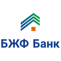 Логотип компании «БЖФ Банк»