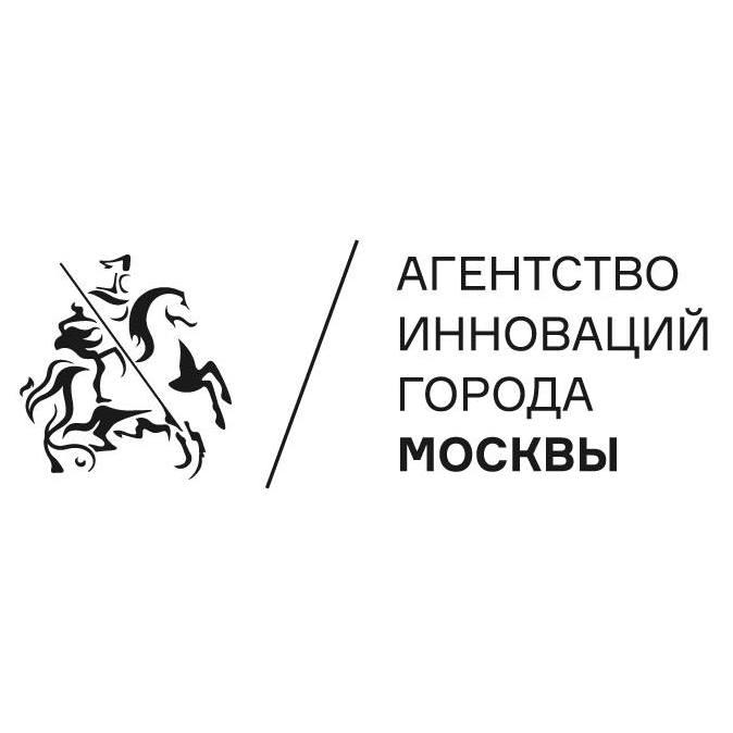 Логотип компании «Агентство инноваций Москвы»
