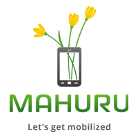 Логотип компании «Mahuru»