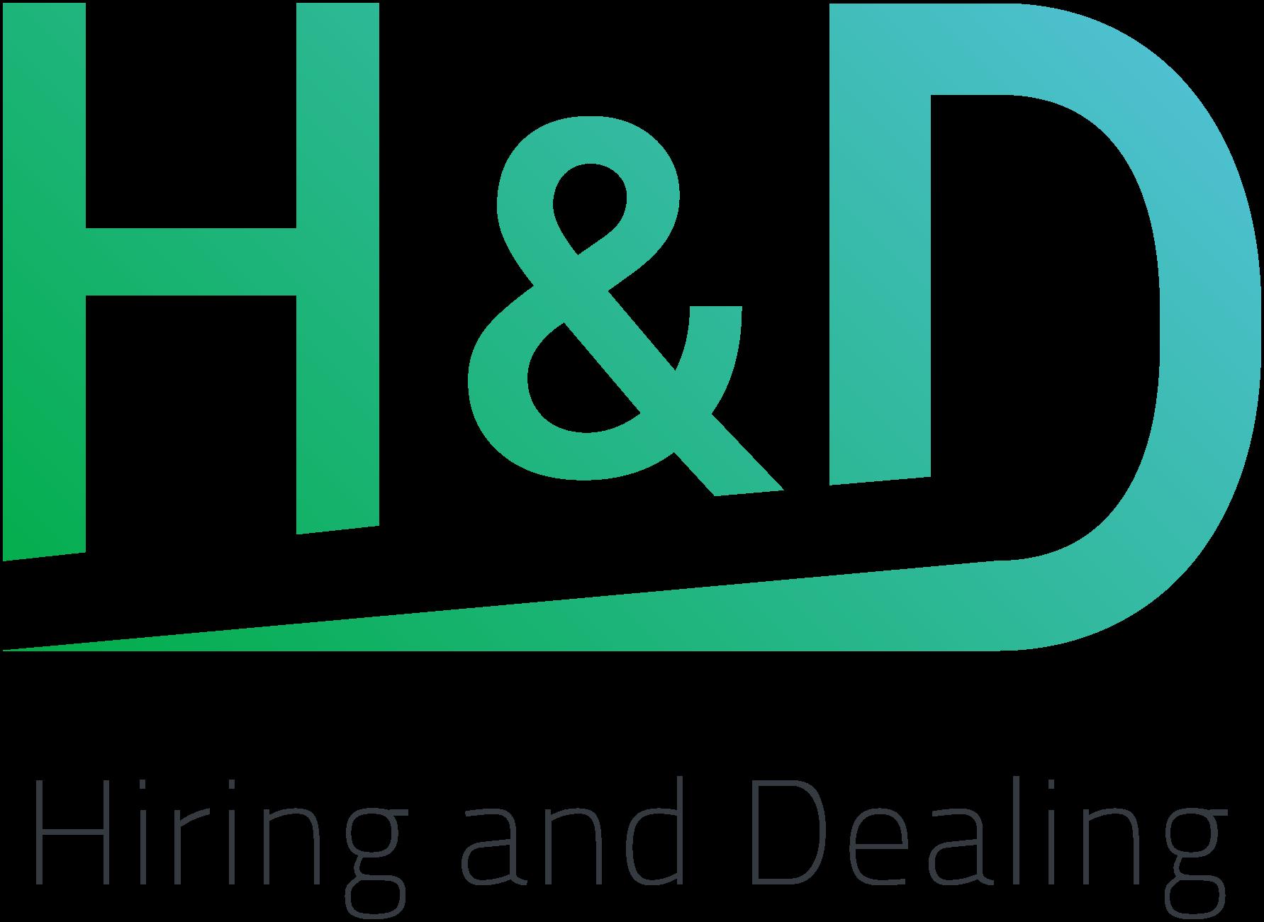 Логотип компании «Hiring and Dealing»